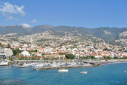 Funchal Airport Transfers To Funchal City Centre 187 Madeira
